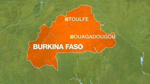 Four killed in new church attack in Burkina Faso