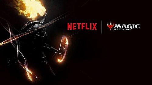 Netflix Developing Magic: The Gathering Series
