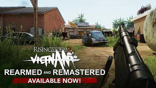 Vietnam Update Adds Remastered Maps From Red Orchestra 2