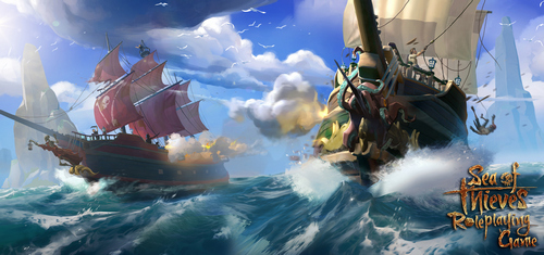 Set Sail On Your Table With Sea of Thieves Roleplaying Game
