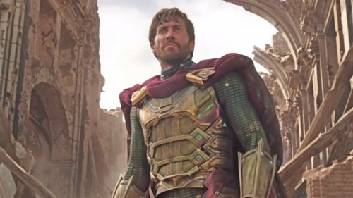 Spider-Man: Jake Gyllenhaal Debuts as Mysterio
