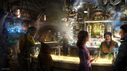 Everything You Need to Know About Disney's Epic New Theme Park