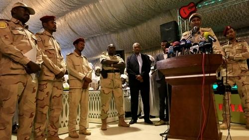 Omar al-Bashir must answer for Darfur abuses now