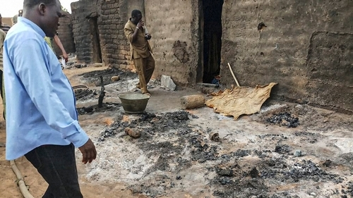 Mali declares 3 days of national mourning for massacre victims