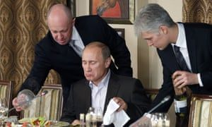 Yevgeny Prigozhin: who is the man leading Russia's push into Africa?