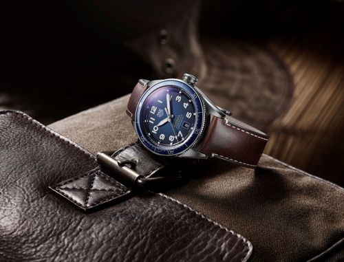 Tag Heuer Resurrects Racing-Inspired Autavia Watch Collection