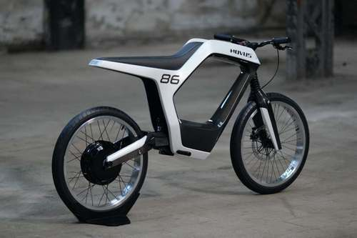 The Novus Electric Motorcycle Is a Lightweight Commuter Bike With a Heavyweight Price