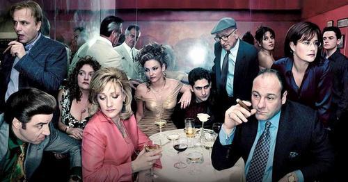 Cast of The Sopranos