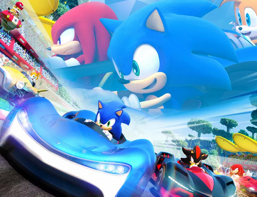 Top 10 UK Games Chart: Team Sonic Racing Takes Pole Position In Debut Week
