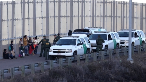 US Senate rejects House-backed version of border aid bill