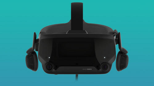 A more detailed look at the Valve Index VR headset.