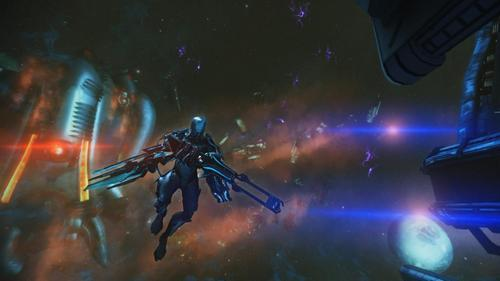 Warframe On Nintendo Switch Is An Impressive Port That Surprised Us