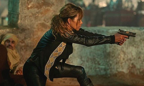 Watch Halle Berry's Epic Gun Training Video For 'John Wick: Chapter 3 Parabellum'