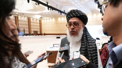 Taliban chief negotiator, Sher Mohammad Abbas Stanikzai