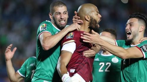Algeria and Tunisia progress to AFCON semi-finals