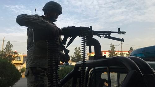 Deadly blast targets Afghan president's running mate