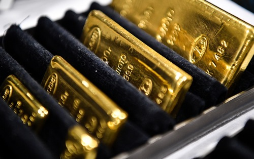 Gold will make it more attractive for private investors