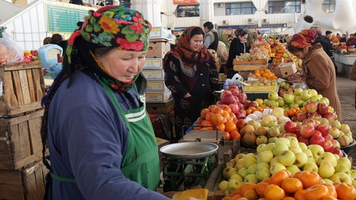 Hyperinflation and hunger: Turkmenistan on 'edge of catastrophe'