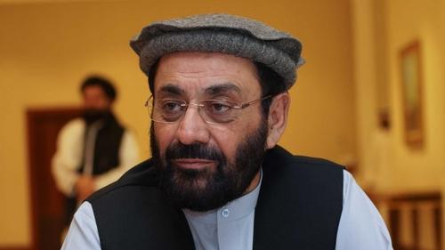Ghairat Baheer, member of Hezb-e-islami Sorin Furcoi/Al Jazeera