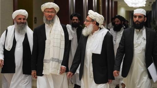 Participants at the inter-Afghan talksSorin Furcoi/Al Jazeera