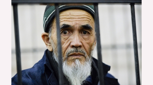 Kyrgyzstan court upholds Uzbek rights activist's life sentence
