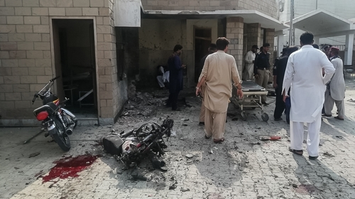 Several killed in twin attacks in Pakistan's Dera Ismail Khan