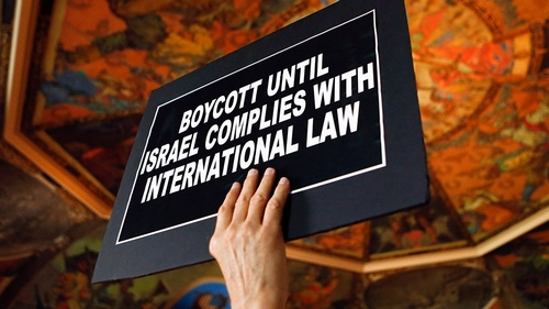 US House passes resolution condemning BDS movement
