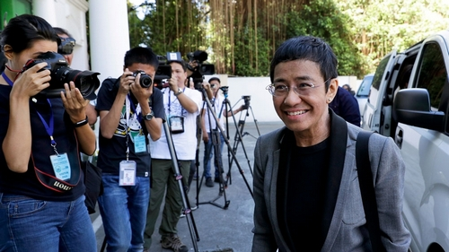 Trial opens for Philippine journalist