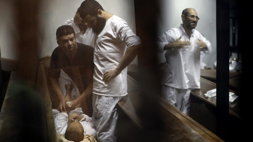 Egypt must end rights abuses of political prisoners: Amnesty