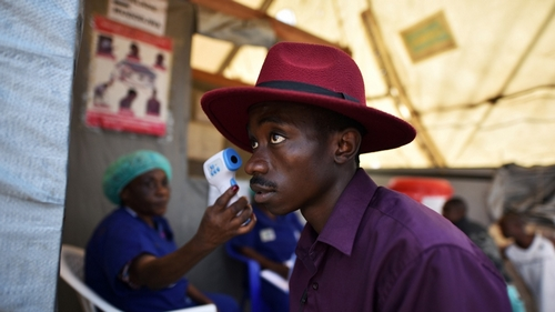 Gold miner who died of Ebola contaminated several: DRC official