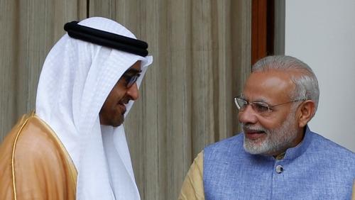 India's Narendra Modi gets top UAE honour amid Kashmir crisis