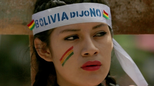 Bolivia anti-Morales protests