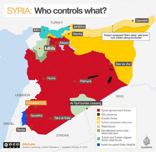 INTERACTIVE: Syria regulating map Oct 20