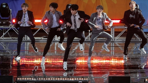 K-pop group stands by outcome to perform in Saudi Arabia