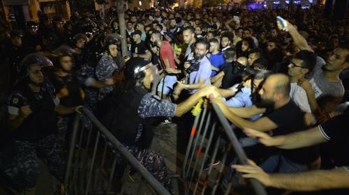 Protest - Lebanon
