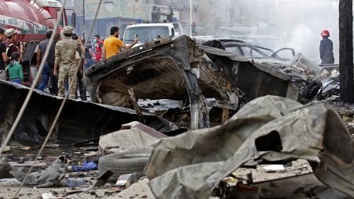 Qamishli car bomb