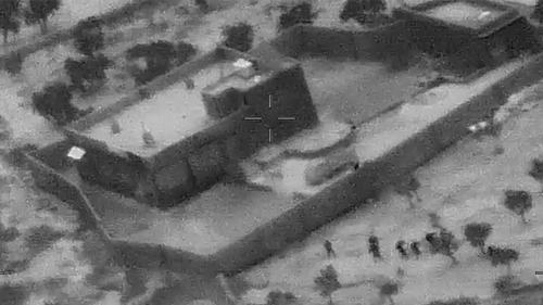 US Al Baghdadi raid