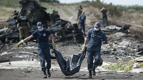 Moscow contacted rebels charged combined with downing MH17: investigators