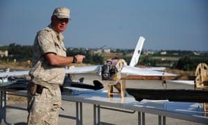 Are drone swarms the future of aerial warfare?