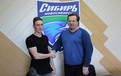 На счету Беляева 220 официальных матчей за «Сибирь», «Сибирь-2» и «Сибирь-мол»
