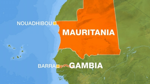 Gambian president vows to force traffickers after boat catastrophe