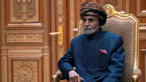 Oman's Sultan Qaboos heads on Belgium for medical checkup