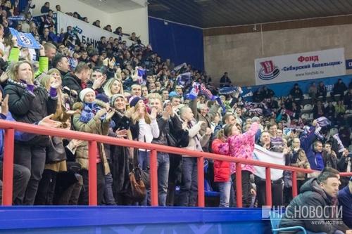 Хоккеисты «Сибири» сыграют в новом сезоне 62 матча