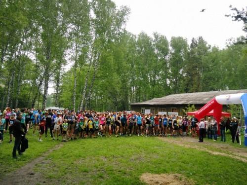 Около двух сотен новосибирцев приняли участие в забеге