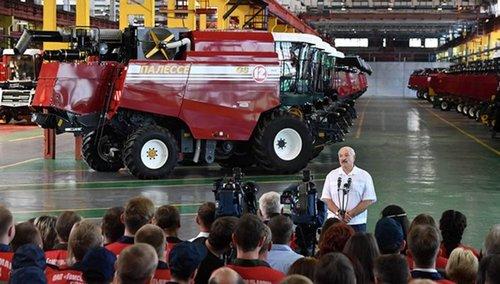 "Lukashenko has blamed Russia of ""barbaric attitude"""