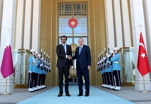 Qatar will invest $15 billion in the Turkish economy