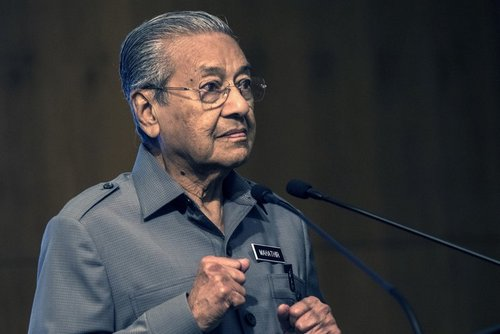The Prime Minister of Malaysia wants to cancel the deal with China