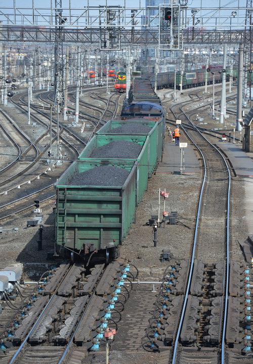 Ukraine introduced special duties on coal imports from Russia