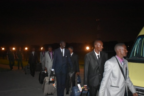 The last scouts from Sudan flew to Novosibirsk