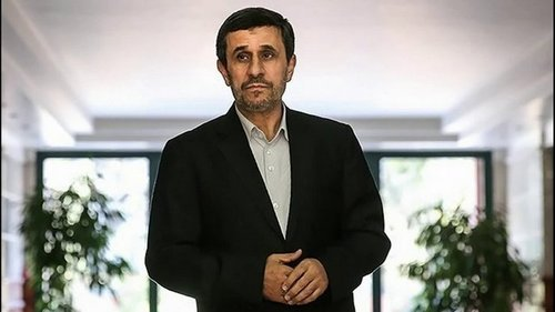 Trump helps Ahmadinejad regain power in Iran